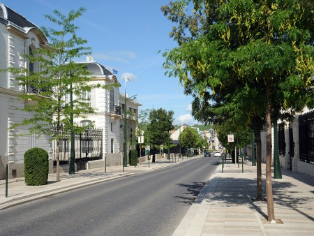 Avenue de Champagne, Epernay / © C Manquillet, Coll. CDT Marne