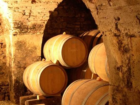Cave Abbaye de Morgeot / © DR