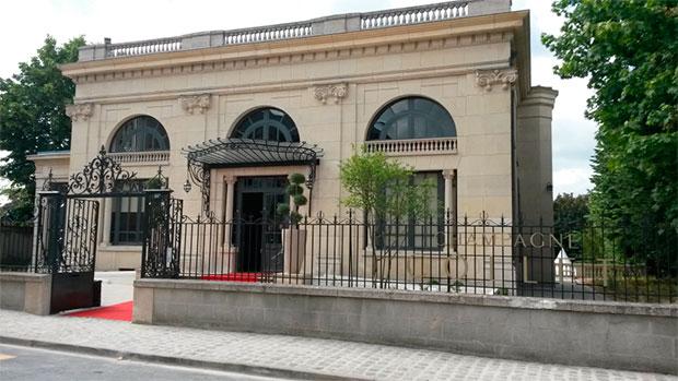 Hotel Monzon Espagne