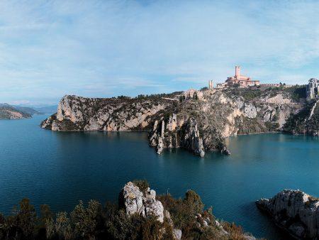 Oficina de Turismo de Torreciudad / © DR