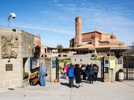 Oficina de Turismo de Torreciudad / © Juanjo Campillo