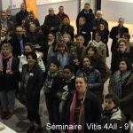 Vitis For All Seminaire 2017 Participants seminaire 1