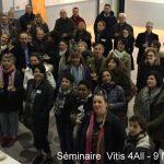 Vitis For All Seminaire 2017 Participants seminaire 1