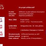 Vitis For All Seminaire 2017 Presentation programme Vitis4All