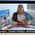 Vitis For All Seminaire 2017 Video intervention Enable Holidays