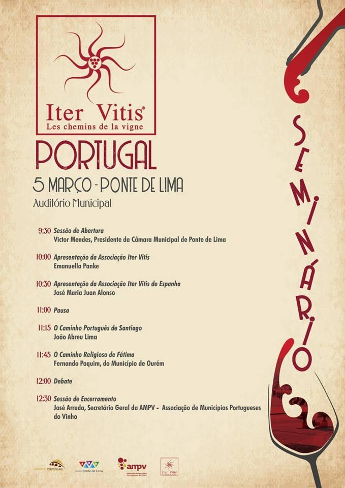 Séminaire Portugal