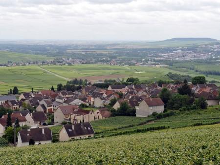 Hautvillers / © C Manquillet, Coll. CDT Marne