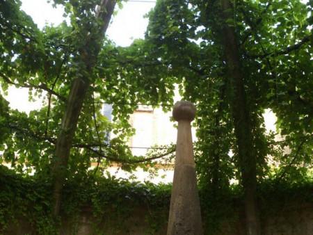 Valmagne, la fontaine / © DR