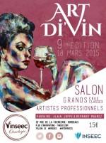 Salon Art di'Vin, Bordeaux