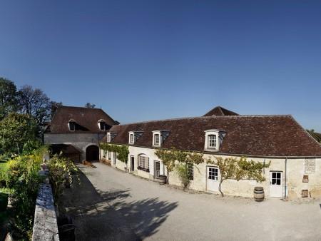 Domaine Abbaye du Petit Quincy / © DR