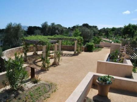 Jardin antique méditerranéen / © DR