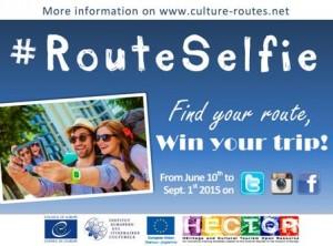 Visuel Concours Cultural Route