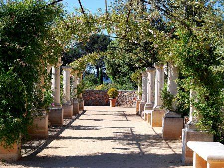 Balaruc, Jardin Antique Méditerranéen / © JAM Venus