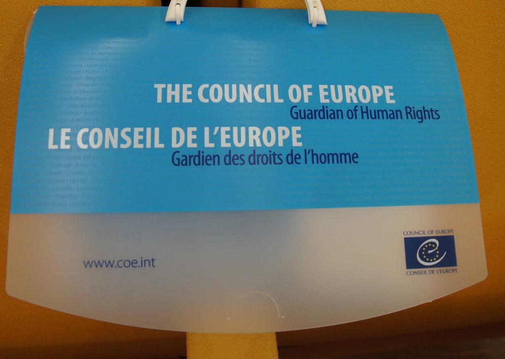 Conseil de l'Europe / © DR