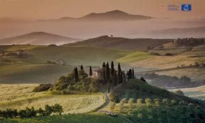Iter Vitis, paysage viticole européen