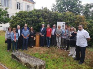 Vignoble de Fronton, Remise de la plaque-distinctive - 21 juin 2019 / © Iter Vitis