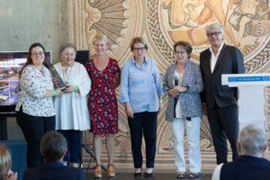 Iter Vitis Awards 2019 remise des trophées aux lauréats de la sélection nationale / © Patrick Ageneau