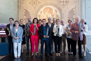 Remise des trophées nationaux Iter Vitis Awards 2019, 28 Septembre 2019 / © Patrick Ageneau