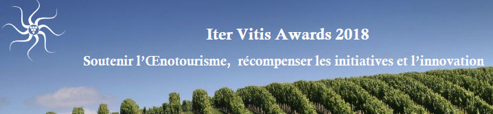 Iter Vitis Awards 2018 / © DR