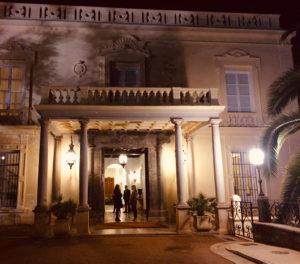 Iter Vitis Awards 2019, Remise des prix sous le patronage de la Députacion de Granada au palais Carmen de los Martires / © DR