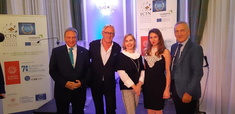 Iter Vitis Awards 2019, les membres du jury / © DR