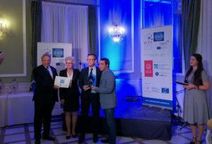 Iter Vitis Awards 2019, 1er prix décerné à InterLoire - Loire Valley – France Vignes Vins Randos en Val de Loire / © DR