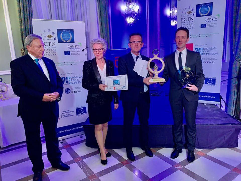 Iter Vitis Awards 2019, 2ème prix décerné à la Municipalité de Motovun – Croatie - Centre culturel, historique et gastro-oenologique en Istrie / © DR